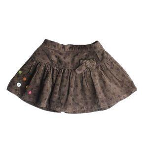 Gymboree Girls Corduroy Skirt, Size 2T